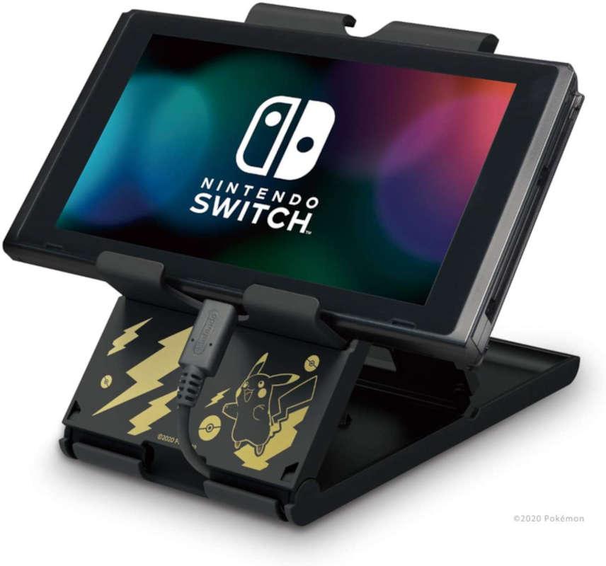 Soporte para Nintendo Switch Hori PlayStand edición Pikachu