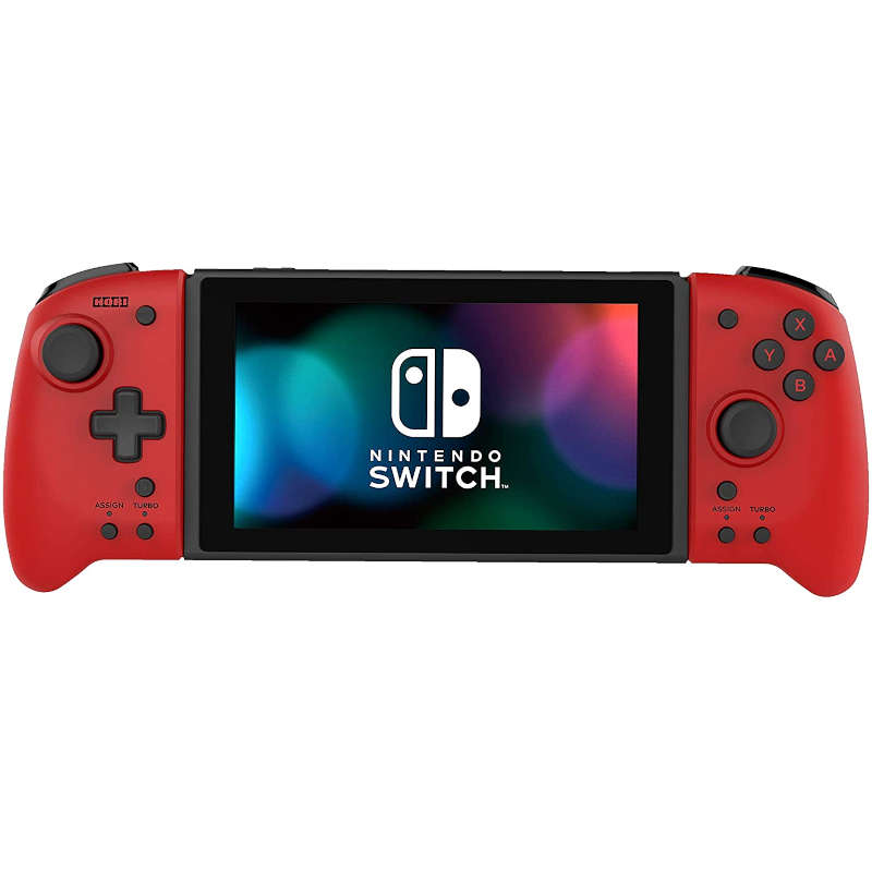 Hori Split Pad Pro Rojo para Nintendo Switch