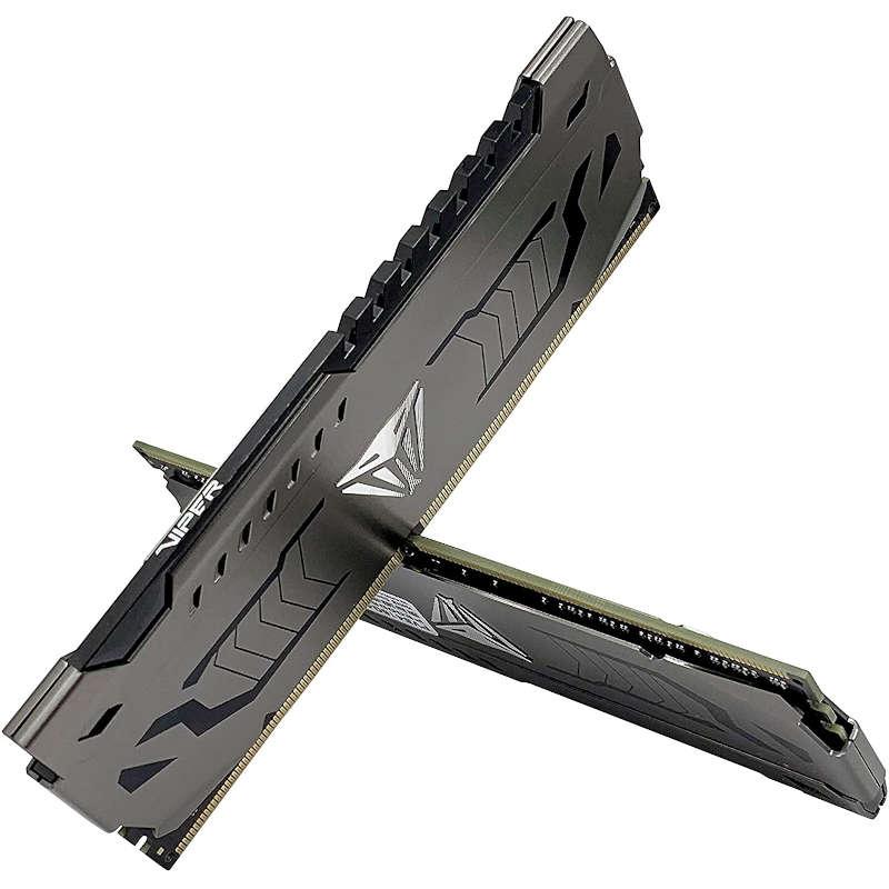 Memoria RAM Patriot Viper Steel 16GB (2x8GB) DDR4 3600MHz PC4-28800 CL17