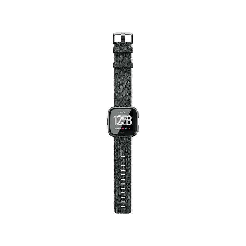 SmartWatch Fitbit Versa Special Edition Gris -Modelo de Exposición