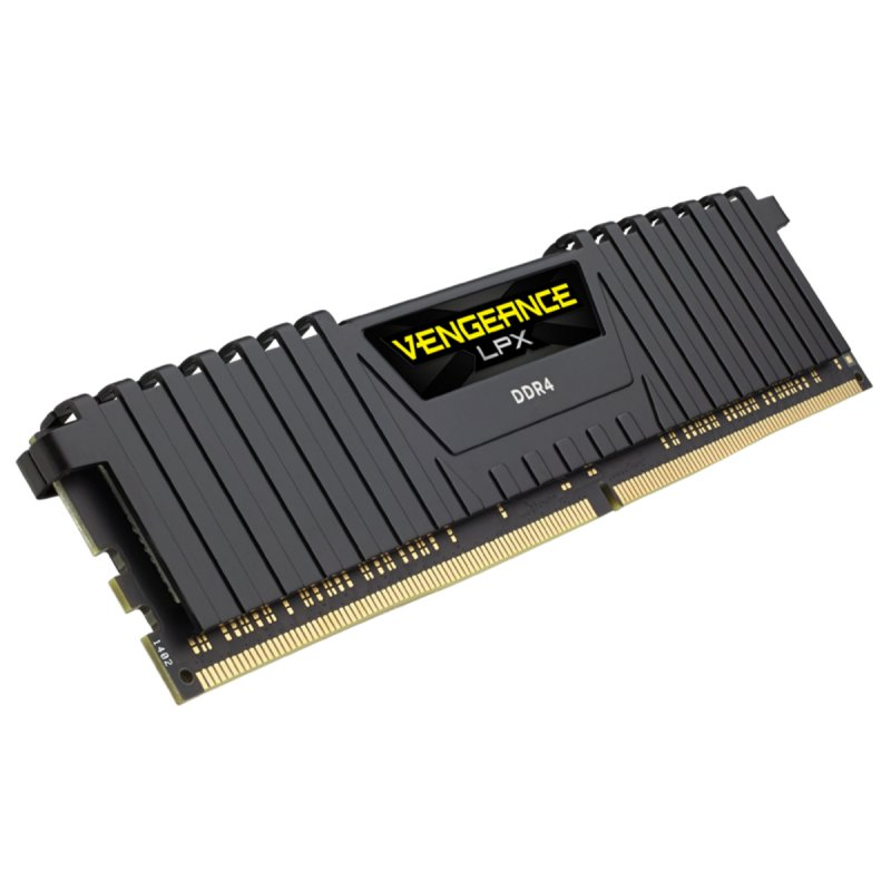 Memoria RAM Corsair Vengeance LPX 16GB DDR4 3200MHz PC4-25600 CL16 Negro