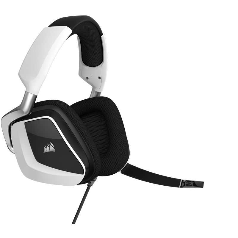 Auriculares Gaming Corsair Void Elite RGB USB 7.1 Blancos