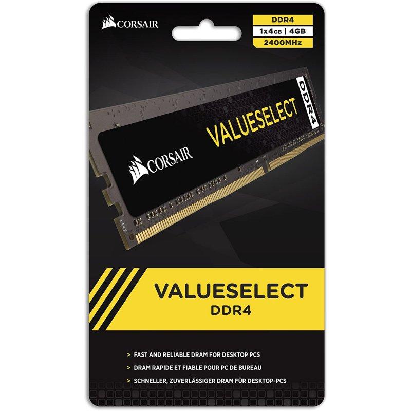 Memoria RAM Corsair ValueSelect DDR4 2666MHz PC4-21300 32GB CL18