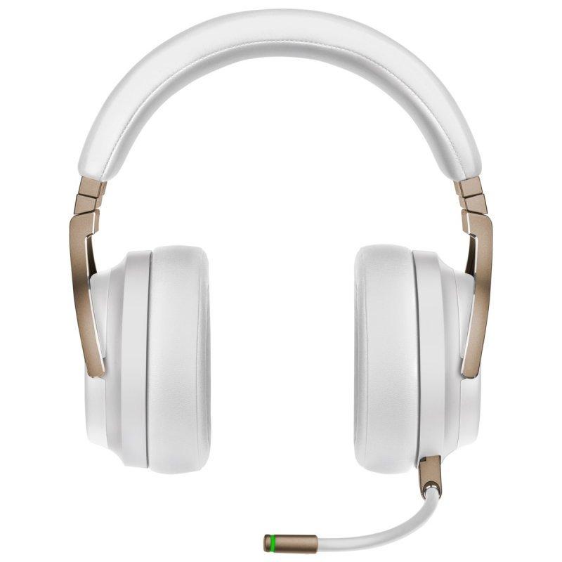 Auriculares Inalámbricos Corsair Virtuoso RGB Perla