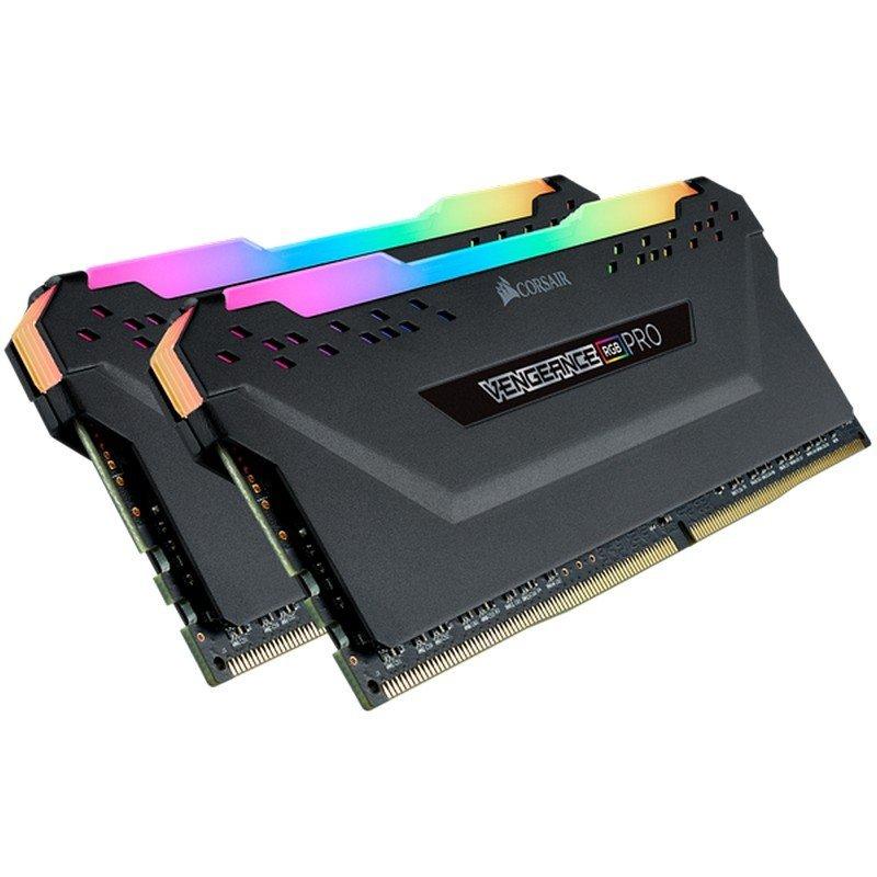 Memoria RAM Corsair Vengeance RGB Pro 16GB (2x8GB) DDR4 3200MHz CL14