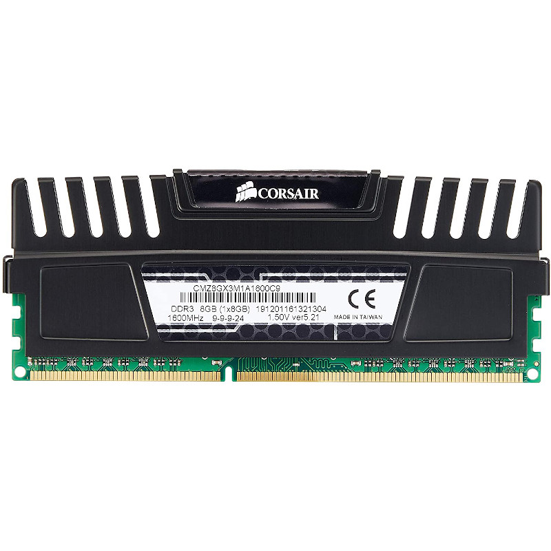 Corsair CMZ8GX3M1A1600C9 8GB DDR3-1600 CL9