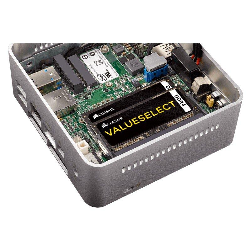 Memoria RAM Corsair ValueSelect SODIMM 16GB (2x8GB) DDR4 2133MHz CL15