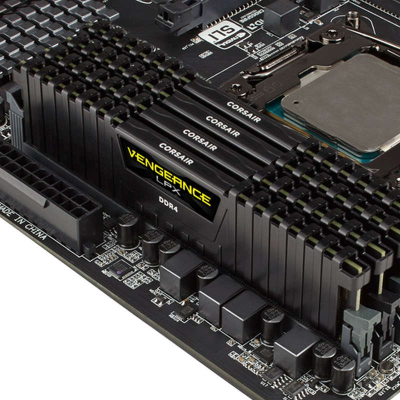 Kit Memoria Corsair Vengeance LPX 8GB (2x4GB) DDR4 3000MHz