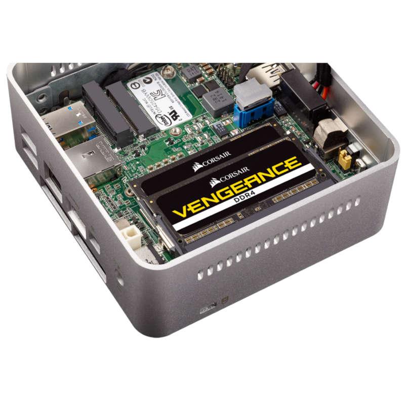 Kit Memoria SO-DIMM Corsair Vengeance 32GB DDR4 3000MHz (2x16GB)