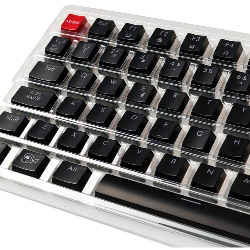 Glorious PC Gaming Race ABS 105 - Teclas para teclado mecánico