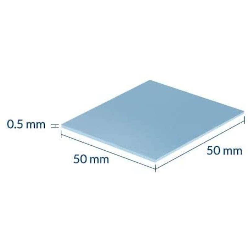 Almohadilla Térmica Arctic Thermal Pad 50x50mm