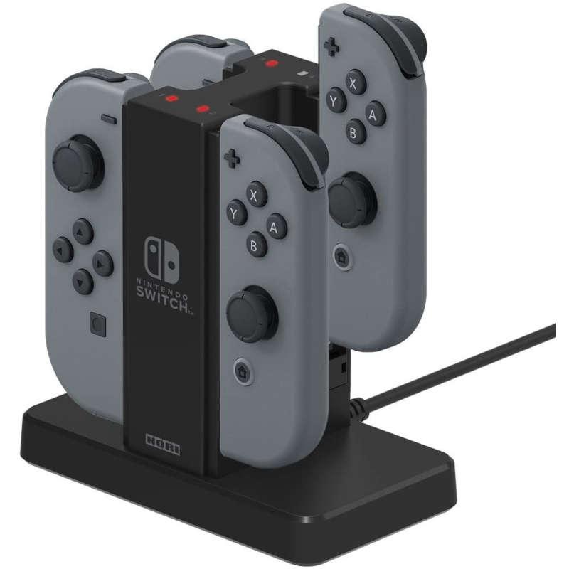 Multicargador Hori para Joy-Con de Nintendo Switch