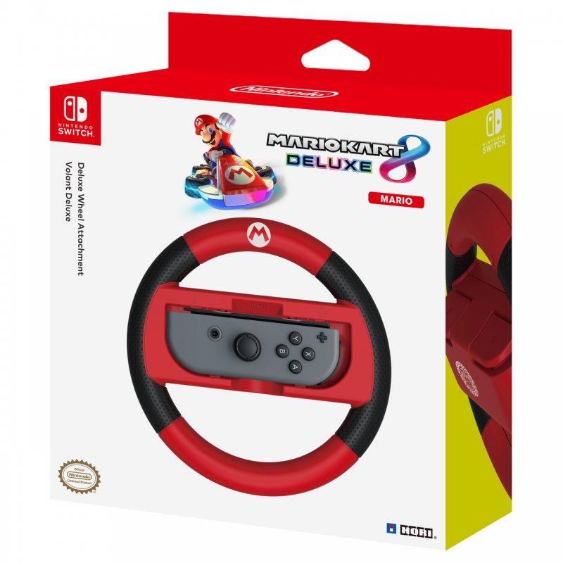 Nintendo Switch Volante Hori Mario Kart 8 Deluxe Racing Wheel