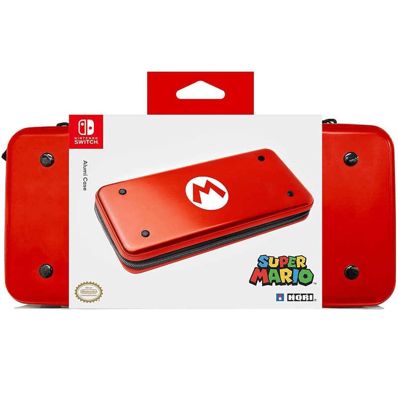 Funda Hori para Nintendo Switch edición Mario
