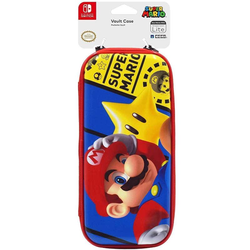 Funda Hori para Nintendo Switch edición Premium Mario