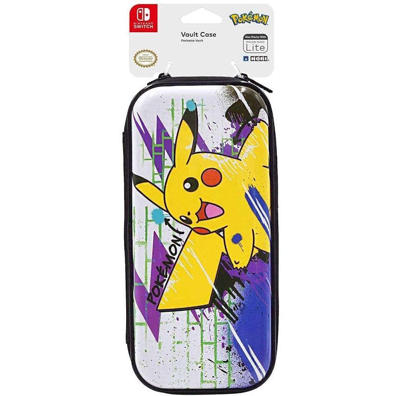 Funda Hori para Nintendo Switch edición Premium Pikachu