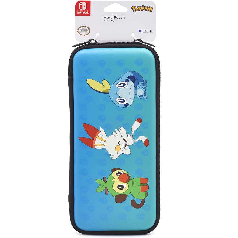 Funda Hori para Nintendo Switch edición Pokémon Espada y Escudo