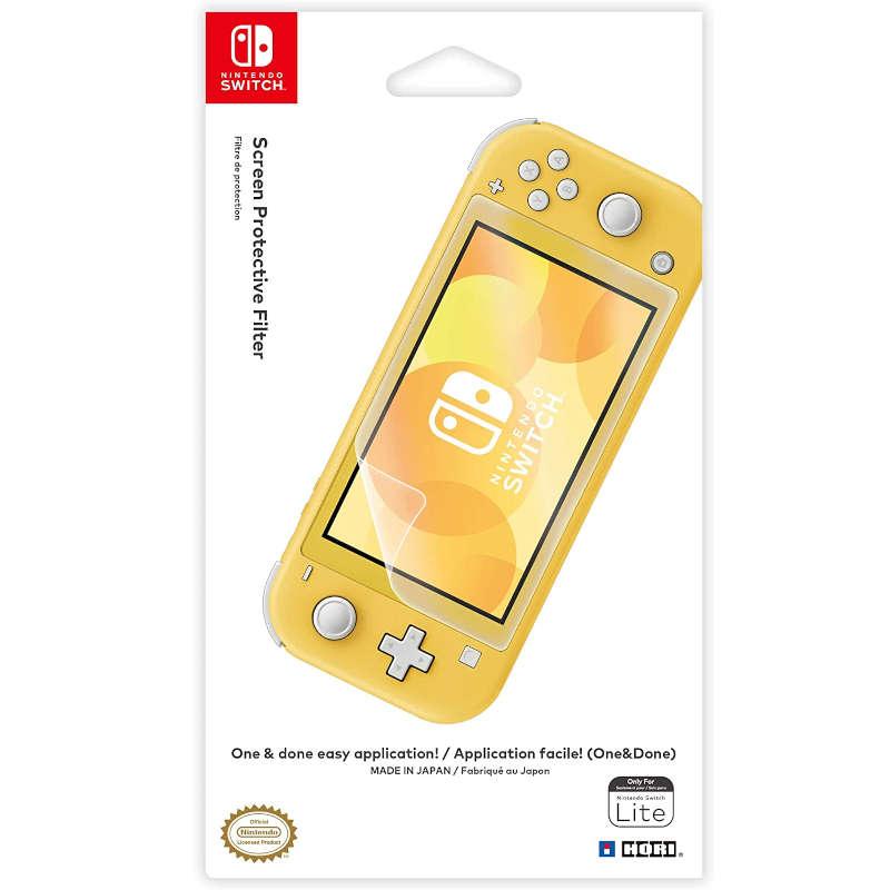 Protector de Pantalla Hori One&One para Nintendo Switch Lite
