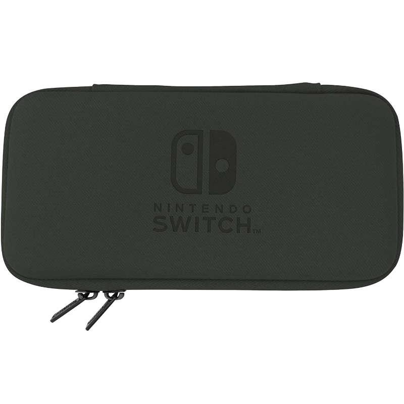 Funda Hori para Nintendo Switch Lite Negra