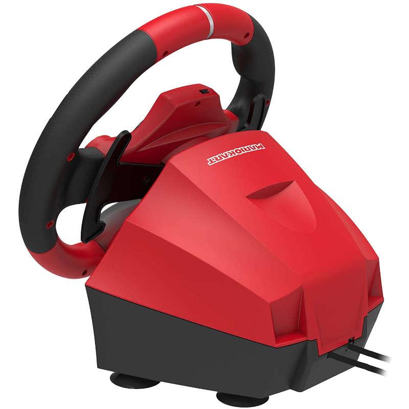 Nintendo Switch Volante Hori Mario Kart Racing Wheel Pro Deluxe