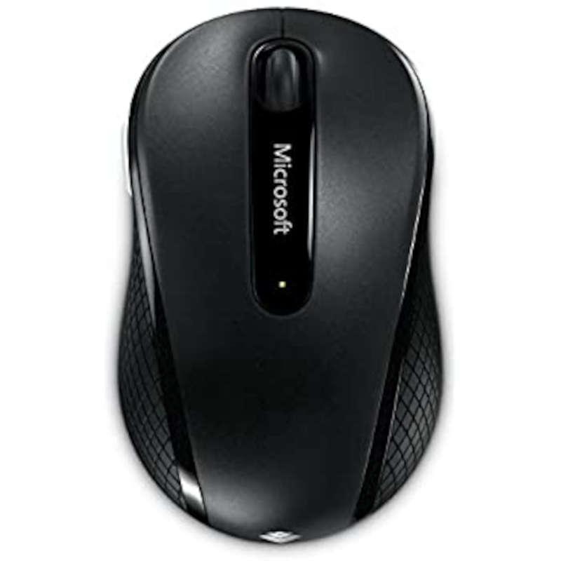 Ratón Inalámbrico Microsoft Mobile 4000 Negro