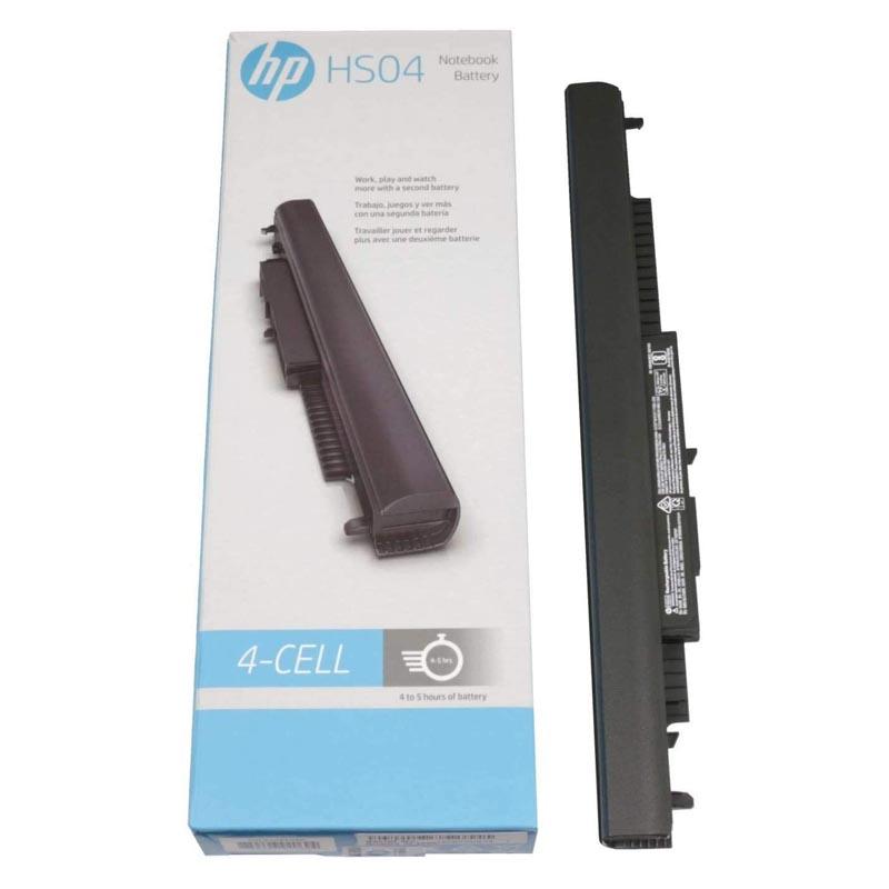 Batería para Portátil HP HS04 de 4 celdas