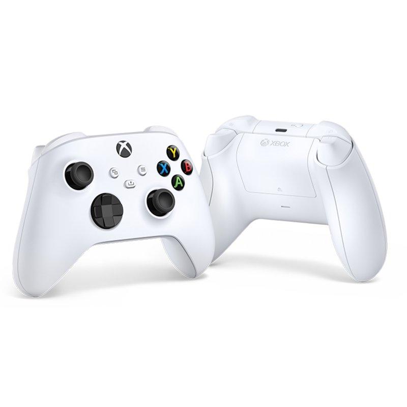 Xbox Series/One/PC Mando Microsoft Inalámbrico Robot White