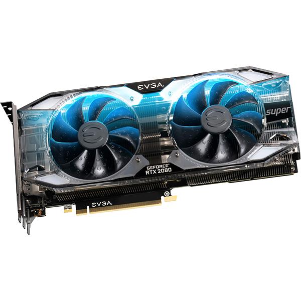 Tarjeta Gráfica EVGA GeForce RTX 2080 SUPER XC Ultra 8GB GDDR6