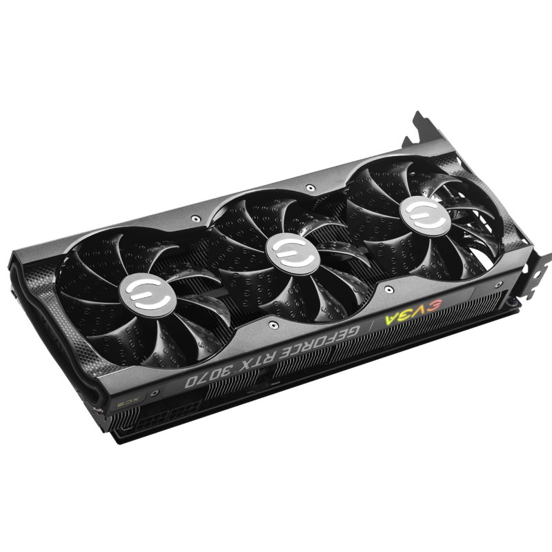 Tarjeta Gráfica EVGA GeForce RTX 3070 XC3 ULTRA GAMING 8GB GDDR6 - LHR