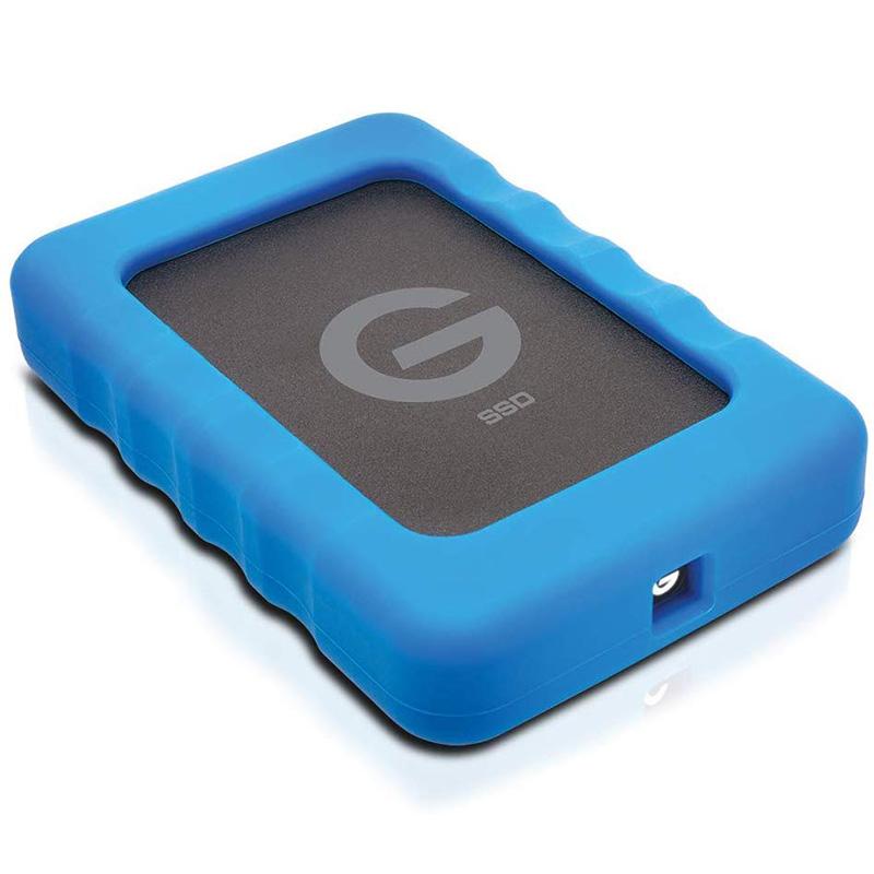 Disco Externo SSD 2TB G-Technology G-DRIVE ev RaW SSD