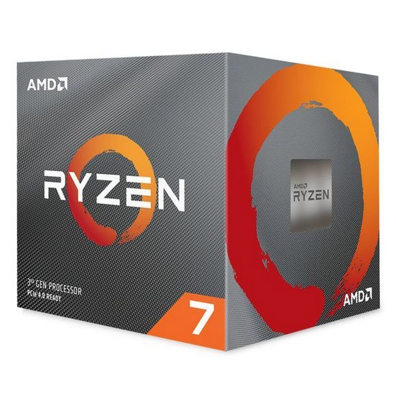 Procesador AMD Ryzen 7 3800XT 3.9GHz 32MB AM4
