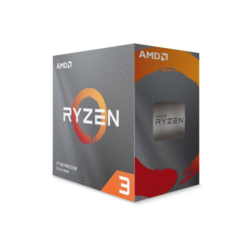 CPU APU AMD Ryzen 3 3100 3.9GHz 18MB AM4