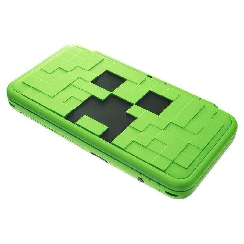 New Nintendo 2DS XL Minecraft Edition