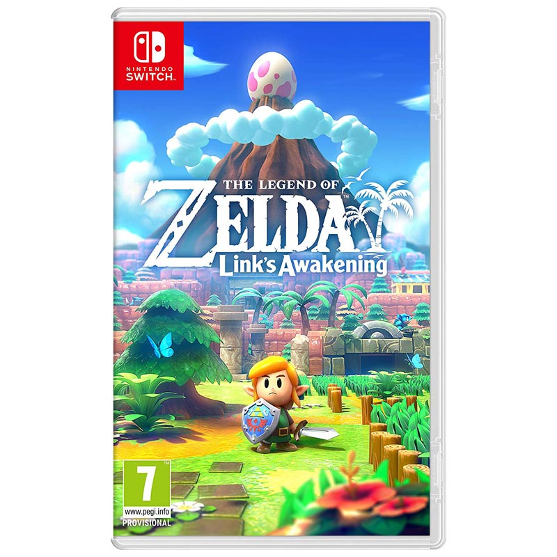 Nintendo Switch Juego Zelda Links Awakening