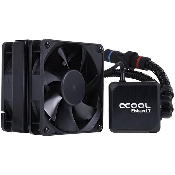 Refrigeración Líquida Alphacool Eisbaer LT120 CPU 120mm Negro