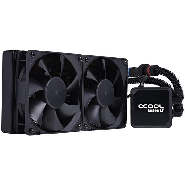 Refrigeración Líquida Alphacool Eisbaer LT240 CPU 240mm Negro