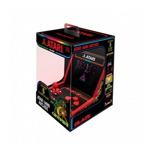 Atari 5 Game Mini Arcade 5 Juegos - Videoconsola Retro