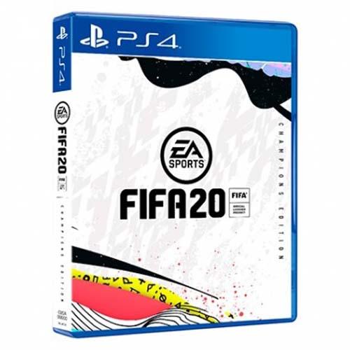 PS4 Juego FIFA 20 Champions Edition