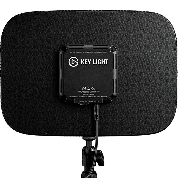 Panel LED de Estudio Profesional Elgato Key Light