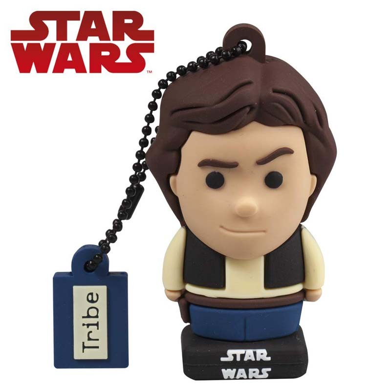 Pendrive 32GB Tribe Star Wars Han Solo