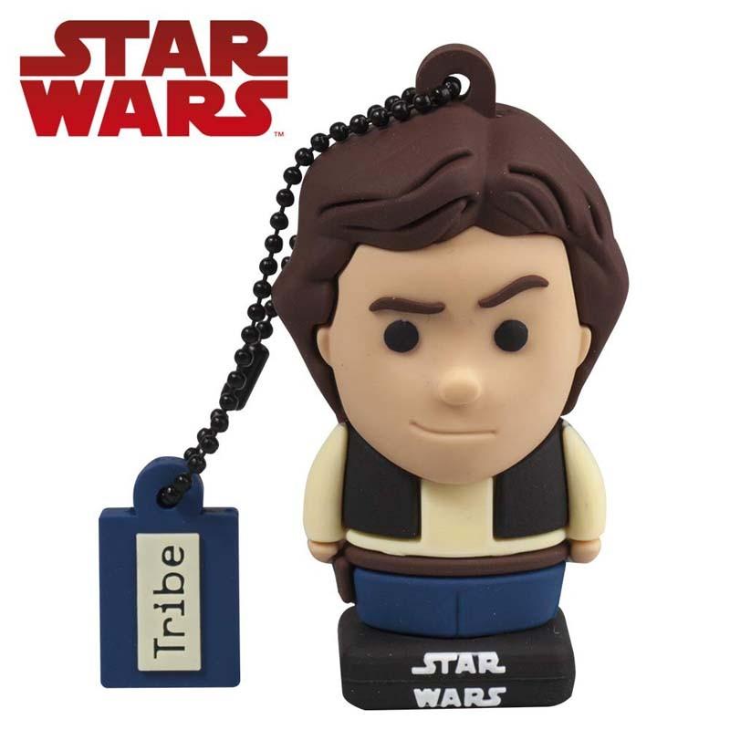 Pendrive 32GB Tribe Star Wars Han Solo