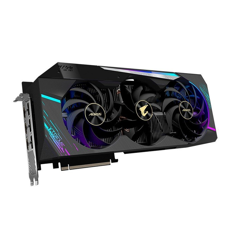 Tarjeta Gráfica Gigabyte Aorus GeForce RTX 3080 XTREME 10GB GDDR6X