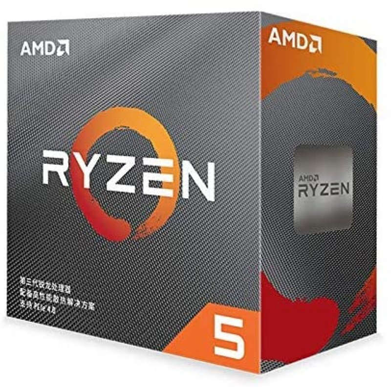 Procesador AMD Ryzen 5 3500X 3.6GHz 35MB AM4