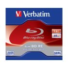 BluRay BD-RE Mini SL 7.5GB 2x Verbatim (Regrabable) Caja Jewel 1 uds