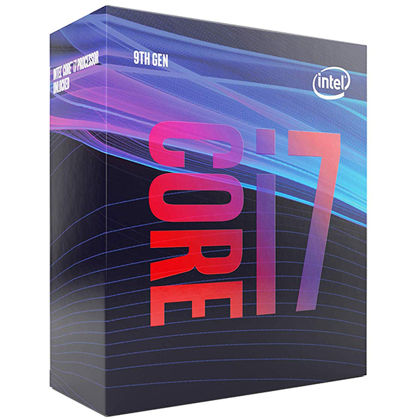 Procesador Intel Core i7-9700 3.0GHz 12MB LGA1151(300)