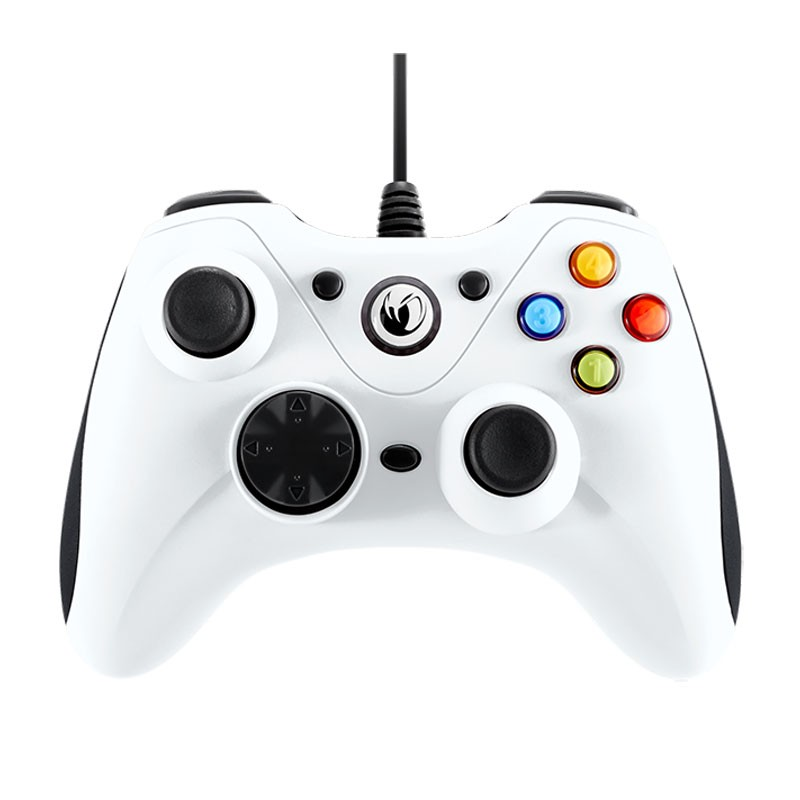 Gamepad Nacon PC GC-100 Blanco