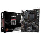 Placa Base MSI A320M PRO-M2 mATX Socket AM4