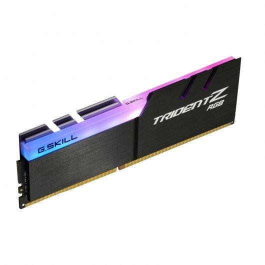 Memoria RAM GSKILL Trident Z RGB F4-3000C16D-32GTZR (2 x 16 GB)
