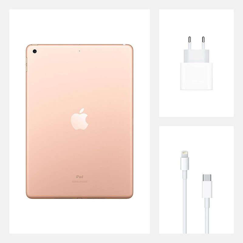 Apple iPad 10.2 2020 8TH Wifi 32GB Oro - MYLC2TY/A