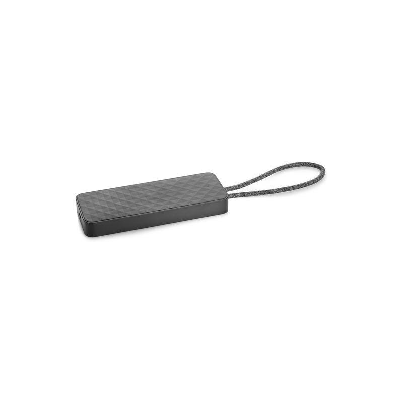 Mini dock HP USB-C - Reacondicionado Premium
